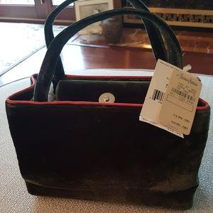 Vintage Velvet Kate Spade mini purse